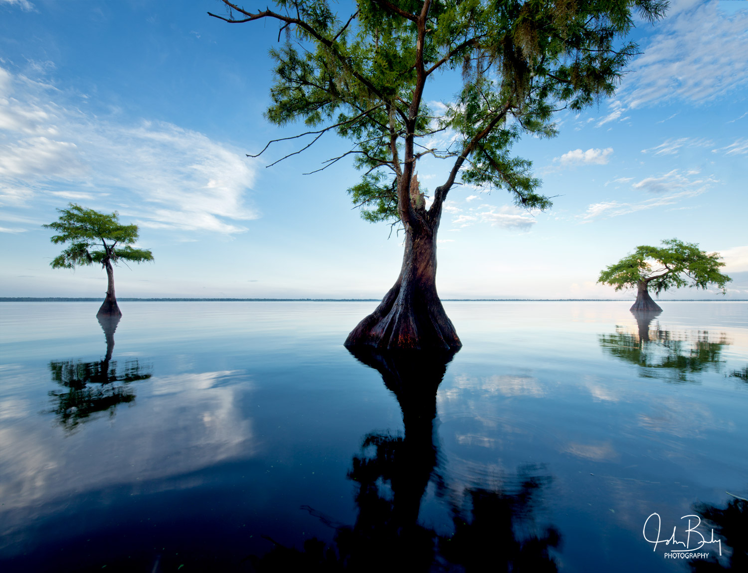Blue Cypress Lake Is located North of Lake Okeechobee and West of Vero Beach, just outside of the booming town of Yehaw Junction...